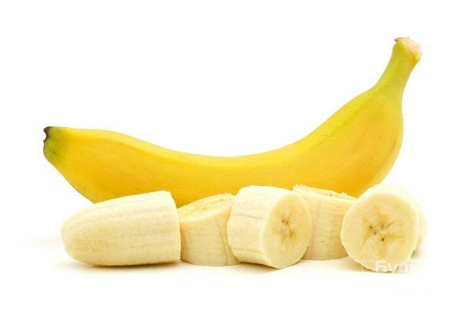 В бананах находится большое количество витамин В6