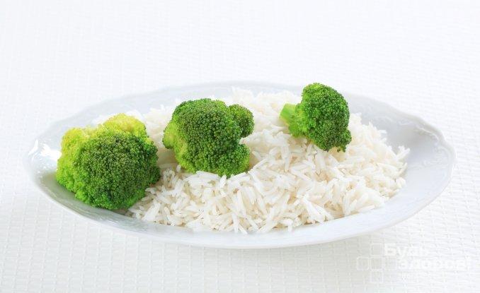 Рисовая диета: рекомендуемое меню