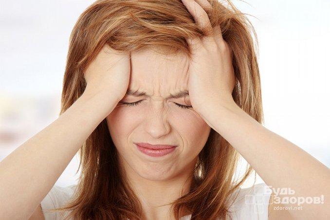 О снижении уровня прогестерона может свидетельствовать сонливость и головная боль