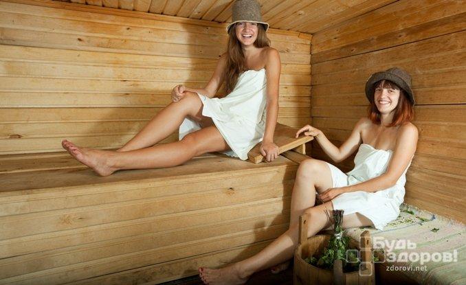 Вред русской бани