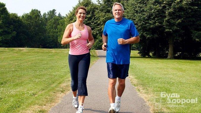 Спортивная ходьба способствует нормализации уровня гормона
