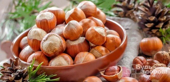 Фундук – источник антиоксидантов