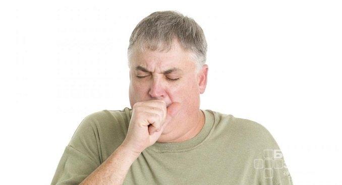 Один из симптомов саркоидоза легких – кашель