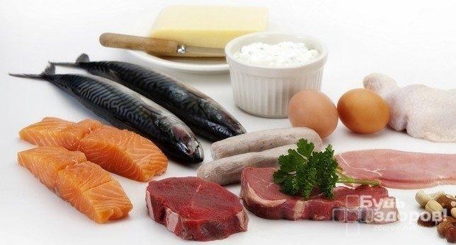 Белковая пища должна быть основой рациона при необходимости повысить тестостерон у мужчин