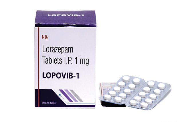 lorazepam schedule number for coir