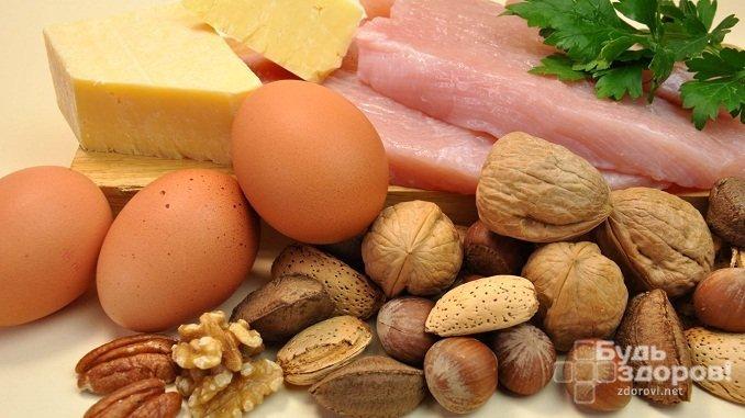 Белковая пища может послужить причиной повышенного уровня пролактина