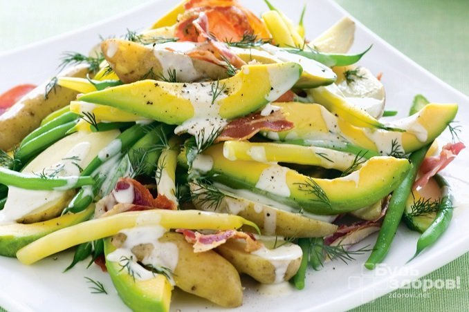 В авокадо содержатся полиненасыщенные жиры