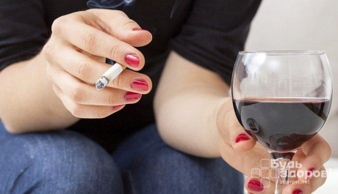 Злоупотребление сигаретами и алкоголем могут вызвать временное снижение уровня лактотропного гормона