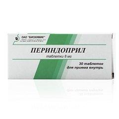Периндоприл – инструкция по применению таблеток, цена, аналоги, отзывы