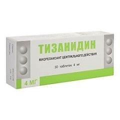 Тизанидин цена в Томске от 139 руб., купить Тизанидин, отзывы и инструкция по применению