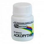 Аскорутин – инструкция по применению, дозы, аналоги