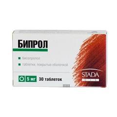 Как когда и в каких дозах применять препарат Бипрол