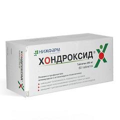 Хондроксид : Инструкция по применению : Описание препарата : Цена на EUROLAB