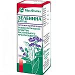 kapli zelenina - Gotas de Zelenin - instrucciones de uso, indicaciones
