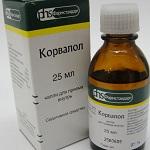 Корвалол в таблетках от чего помогает, повышает или понижает давление?