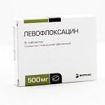 От чего помогает Левофлоксацин