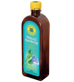 Польза льняного масла, лечебные свойства и его применение