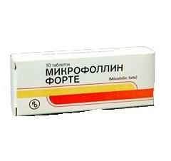 Микрофоллин инструкция по применению цена и отзывы