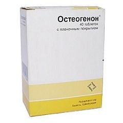Остеогенон – инструкция по применению, показания, аналоги