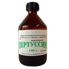 Пертуссин 💊: инструкция по применению для детей (сироп и таблетки от кашля)