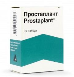 Простаплант инструкция по применению лекарства
