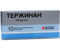 Тержинан – инструкция по применению, показания, дозы
