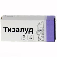 Инструкция по применению препарата Тизалуд в таблетках