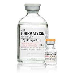 Тобрамицин инструкция по применению