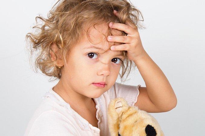 Головная боль у детей – причины, лечение, виды и симптомы