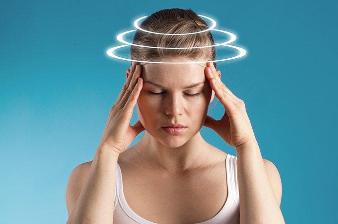Головокружение спутанность сознания причины