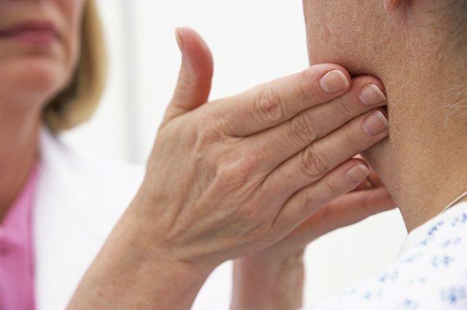 Симптомы и лечение подчелюстного лимфаденита