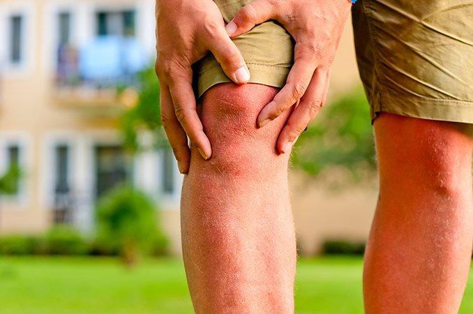 Ушиб колена – как не допустить воспалительного процесса? Что в первую очередь нужно делать после ушиба колена: первая помощь - Автор Екатерина Данилова
