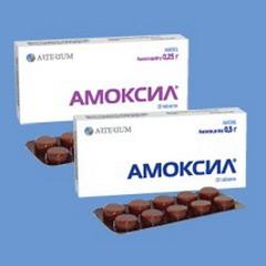 амоксил 250 мг инструкция по применению - фото 3
