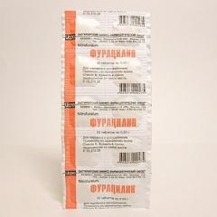 фурацилин лект в таблетках инструкция по применению - фото 9