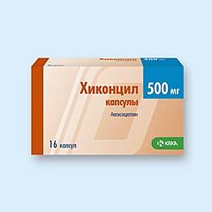 препарат хиконцил инструкция - фото 9