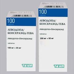 леводопа таблетки инструкция по применению - фото 4
