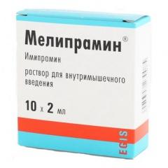 мелипрамин инструкция по применению таблетки - фото 5