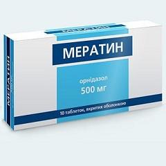мератин 500 инструкция - фото 4