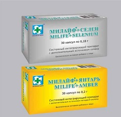 милайф инструкция по применению таблетки - фото 9