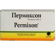 лекарство пермиксон инструкция - фото 6