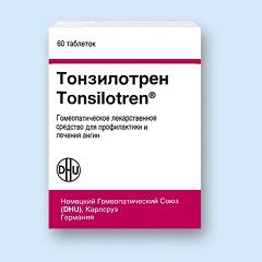 Тонзилотрен при беременности