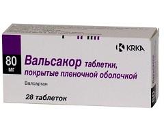 Лекарство Вальсакор Инструкция По Применению